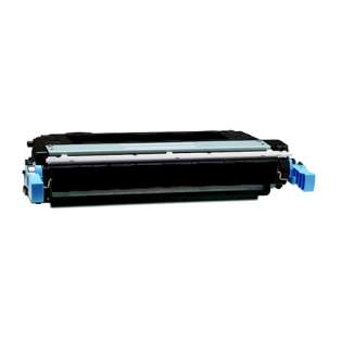 Compatible HP 642A Black, CB400A toner cartridge, 7500 pages, black