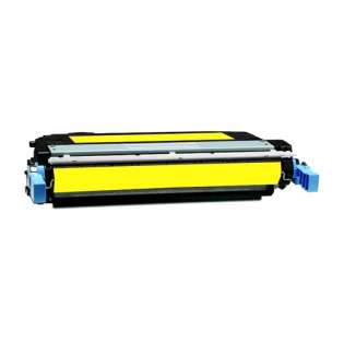 Compatible HP 642A Yellow, CB402A toner cartridge, 7500 pages, yellow