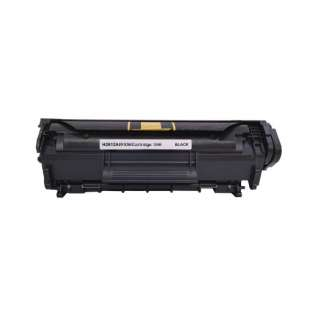 Compatible HP 12A, Q2612A toner cartridge, 2000 pages, black