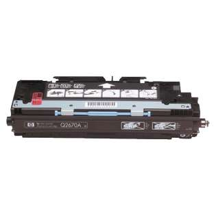 Compatible HP 308A Black, Q2670A toner cartridge, 6000 pages, black