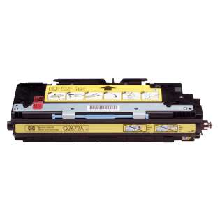 Compatible HP 309A Yellow, Q2672A toner cartridge, 4000 pages, yellow