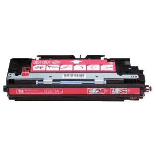 Compatible HP 309A Magenta, Q2673A toner cartridge, 4000 pages, magenta