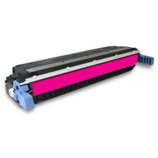 Compatible HP 122A Magenta, Q3963A toner cartridge, 4000 pages, magenta
