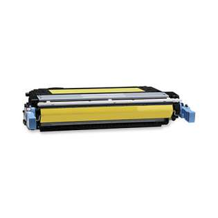 Compatible HP 643A Yellow, Q5952A toner cartridge, 10000 pages, yellow