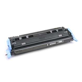 Compatible HP 124A Black, Q6000A toner cartridge, 2500 pages, black