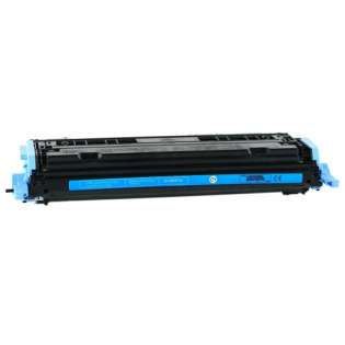 Compatible HP 124A Yellow, Q6002A toner cartridge, 2000 pages, yellow