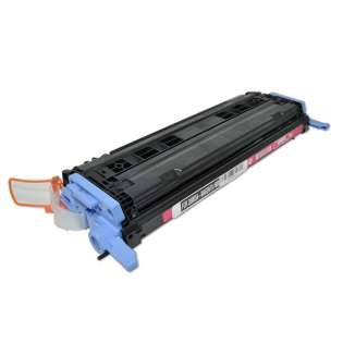Compatible HP 124A Magenta, Q6003A toner cartridge, 2000 pages, magenta
