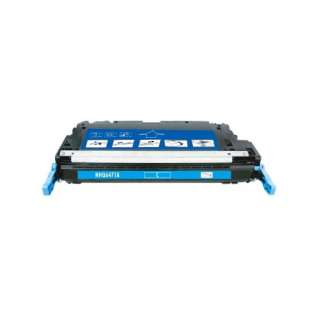 Compatible HP 502A Cyan, Q6471A toner cartridge, 4000 pages, cyan