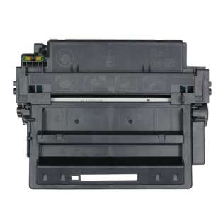 Compatible HP 11X, Q6511X toner cartridge, 12000 pages, high capacity yield, black