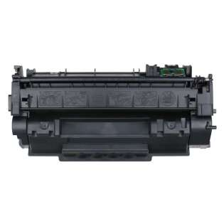 Compatible HP 53X, Q7553X toner cartridge, 7000 pages, high capacity yield, black