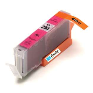 INKfinite Compatible Cartridge for Canon CLI-251M XL Magenta