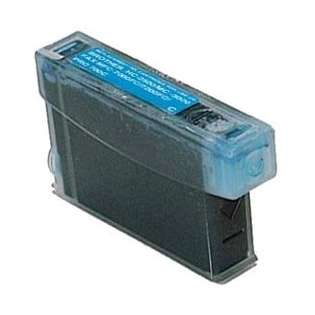 Compatible cartridge for Brother LC01C - cyan