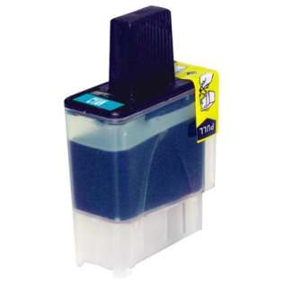 Compatible cartridge Brother LC41C - cyan