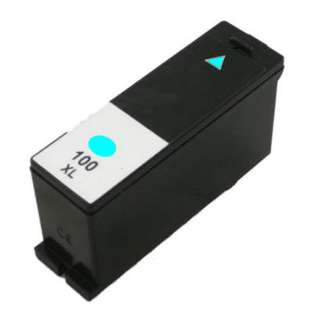 Compatible Lexmark 14N0900 / #100XL cartridge - high capacity cyan