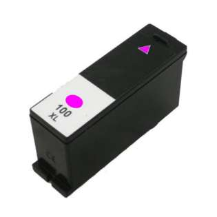 Compatible Lexmark 14N0901 / #100XL cartridge - high capacity magenta