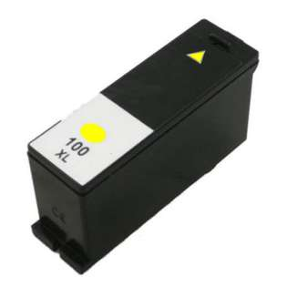 Compatible Lexmark 14N0902 / #100XL cartridge - high capacity yellow