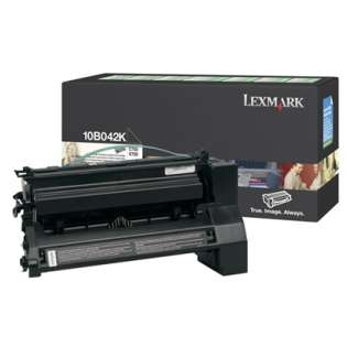 OEM Lexmark 10B042K cartridge - black