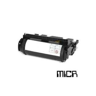 Replacement for Lexmark 12A7365 cartridge - MICR extra high capacity black
