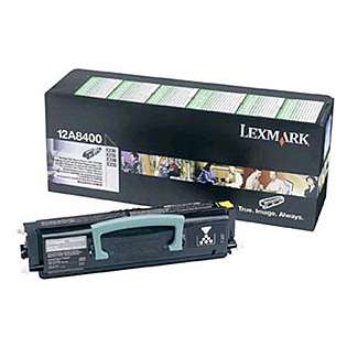 OEM Lexmark 12A8400 cartridge - black