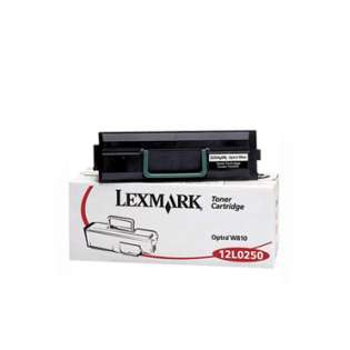 OEM Lexmark 12L0250 cartridge - black