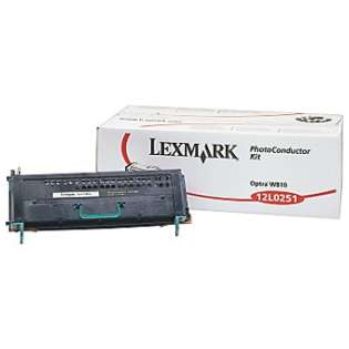 OEM Lexmark 12L0251 photoconductor unit