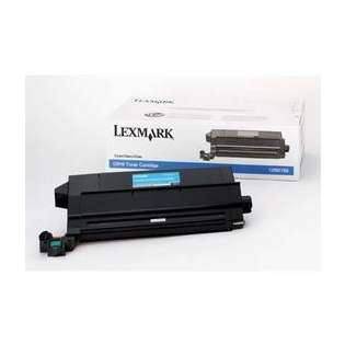OEM Lexmark 12N0768 cartridge - cyan