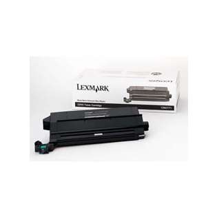 OEM Lexmark 12N0771 cartridge - black