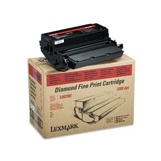 OEM Lexmark 1382100 cartridge - black