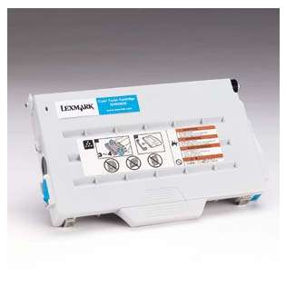 OEM Lexmark 15W0900 cartridge - cyan
