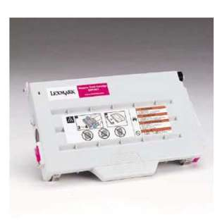 OEM Lexmark 15W0901 cartridge - magenta