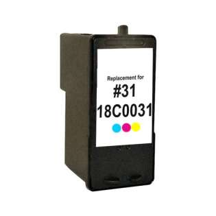 Remanufactured Lexmark 18C0031 / #31 ink cartridge - photo