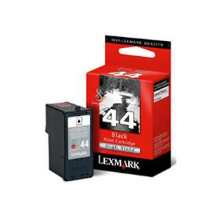 Lexmark 44XL, 18Y0144 Genuine Original (OEM) ink cartridge, high capacity yield, black