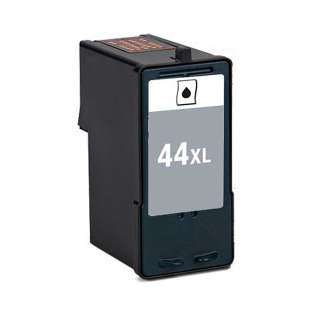 Remanufactured Lexmark 44XL, 18Y0144 ink cartridge, high capacity yield, black