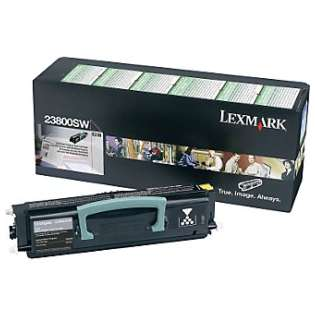 OEM Lexmark 23800SW cartridge - black
