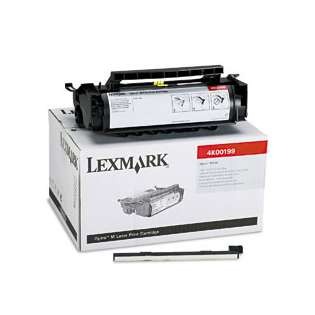 OEM Lexmark 4K00199 cartridge - black