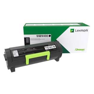 Original Lexmark 51B1H00 toner cartridge - high capacity yield black