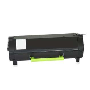 Remanufactured Lexmark 53B1H00 toner cartridge - black high yield