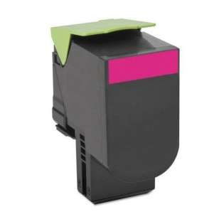 Remanufactured Lexmark 70C1HM0 toner cartridge - high capacity magenta