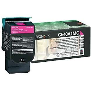 OEM Lexmark C540A1MG cartridge - magenta