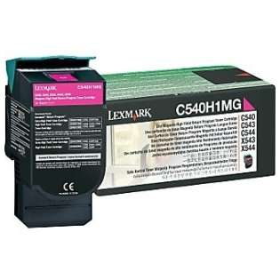 OEM Lexmark C540H1MG cartridge - high capacity magenta