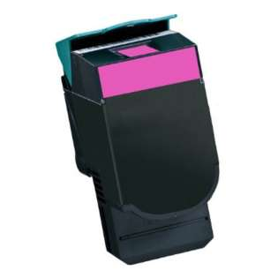 Replacement for Lexmark C540H2MG cartridge - high capacity magenta