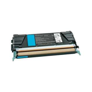 Replacement for Lexmark C734A2CG cartridge - cyan