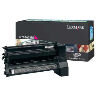 OEM Lexmark C780A2MG cartridge - magenta