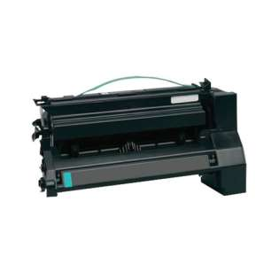 Replacement for Lexmark C780H2CG toner cartridge - high capacity cyan