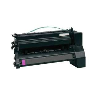Replacement for Lexmark C780H2MG toner cartridge - high capacity magenta