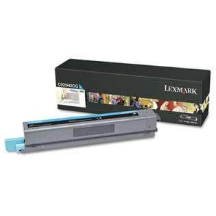 OEM Lexmark C925H2CG cartridge - high capacity black