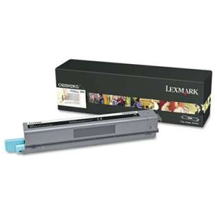 OEM Lexmark C925H2KG cartridge - high capacity black