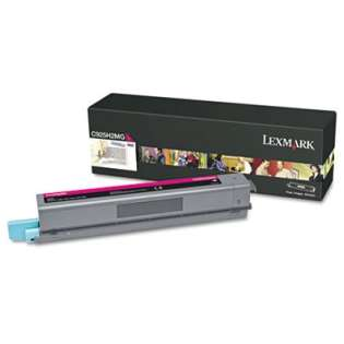 OEM Lexmark C925H2MG cartridge - high capacity black