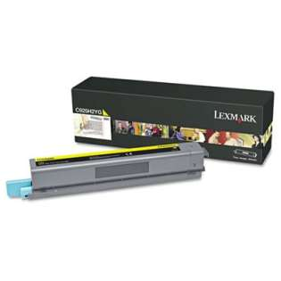 OEM Lexmark C925H2YG cartridge - high capacity black