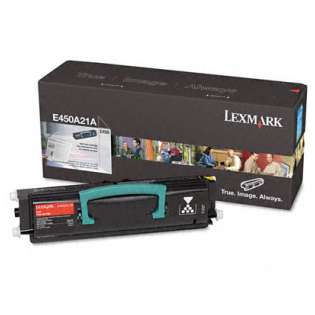 OEM Lexmark E450A21A cartridge - black